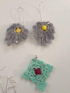 Modme Easy-to-Make #Crochet Jewelry Kits