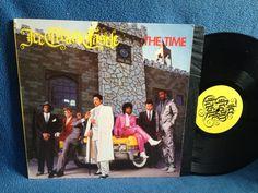 Vintage The Time Ice Cream Castle Vinyl LP by sweetleafvinyl