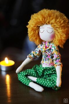 Doll yoga rag doll doll yoga for her Yoga Mantra Doll Zipper Crafts, Kids Toys, Children's Toys, Crochet Case, Balloons And More, Yoga Mantras, Yoga For Men, Baby Store, Soft Dolls