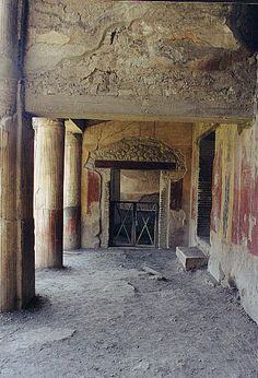 Bath House of Pompeii