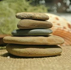 #Meditation Tools // Balance // Rocks // by #TheWhimsicalOffshoot