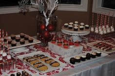 great sweets table