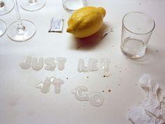 Just Let It Go, by Kotama Bouabane | 20x200