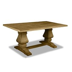 The South Cone Toscana Reclaimed Wood Rectangular Dining Table is an enchanting centerpiece to any dining room design, boasting sleek lines and. Wood Table Bases, Reclaimed Wood Dining Table, Solid Wood Dining Table, Extendable Dining Table, Dining Table Design, Dining Table In Kitchen, Dining Tables, Dining Rooms, Thing 1