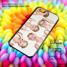 Miley Cyrus Pose Case for iPhone 4/4S/5/5S/5C by hamamerajarela, $13.99
