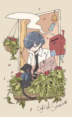 Animes aesthetic art in 2019 art, anime art, art drawings Aesthetic Anime, Aesthetic Art, Aesthetic Drawings, Arte Copic, Manga Art, Anime Art, Japon Illustration, Arte Obscura, Cute Art Styles
