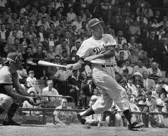 OF Duke Snider, Dodger All-Star 1950 - 1956 #VoteDodgers