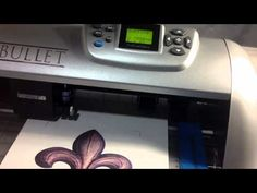 Silver Bullet Professional Print and Cut #1 - YouTube
