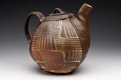 Teapot by Davie Reneau