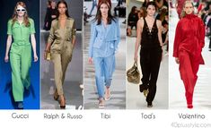 7aaced627a10 Stylish jumpsuit from the runway for women over 40