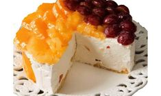 Charlotte Russe, Cheesecake, Deserts, Food, Pineapple, Cheesecakes, Essen, Postres, Meals