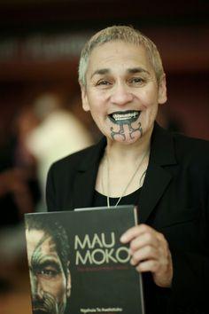 Professor Ngahuia Te Awekotuku. Nō Te Arawa, Tuhoe mē Waikato.  Māori Academic and Activist.