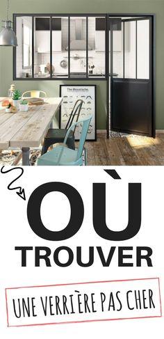 Vous cherchez un bon plan accessible pour installer une verrière intérieure chez vous ? Cliquez et découvrez quelles enseignes vendent des verrières pas cher !