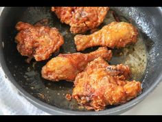 This easy honey butter fried chicken recipe will knock yours and your families socks off! Enjoy this crispy fried chicken with some butter biscuits! Honey Butter Chicken Biscuit, Crispy Honey Chicken, Garlic Chicken Stir Fry, Chicken And Biscuits, Braised Chicken, Fried Chicken Recipes, Chinese Fried Chicken, Cooking Recipes, Poultry