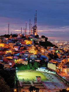 #Guayaquil, Ecuador:  One of the top #destinations among business #travellers, the impression of the largest city of #Ecuador is changing its face drawing #tourists for its hidden treasures and wealth of attractions. |   #SantaAnaHill #LasPenas #FlightstoEcuador #TravelCenter