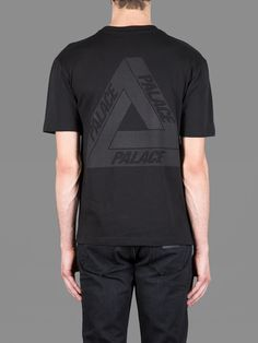 Palace Skateboards tri print short sleeved tee #palace #palaceskateboards