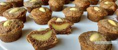 koolhydraatarme speculaas muffins, 24 stuks lekker! Low Carb Desserts, Healthy Sweets, Healthy Baking, Low Carb Recipes, Healthy Snacks, Sweet Recipes, Cake Recipes, Weigt Watchers, Tapas