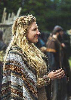 "Lagherta, ""Vikings"" published by Blixtnatt (Season 3)"