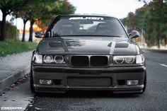 Stanced Flush BMW 3-й серии (12)