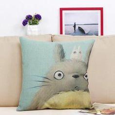 Coussin Créative animal Taie d'oreiller élégant housse de
