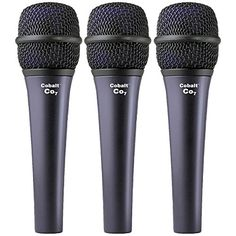 ElectroVoice Cobalt 7 Three Pack >>> Details can be found by clicking on the image. (This is an affiliate link) #GadgetsHandheldWirelessMic