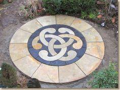 Celtic modern stonework