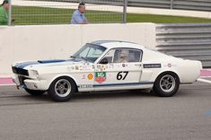 Ford Mustang Shelby GT350 - 1965