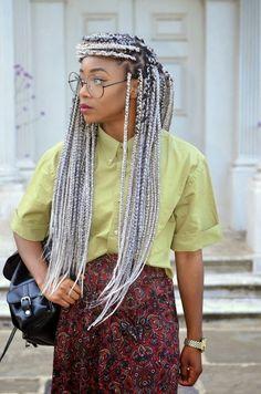 The Diva Diaries: Style crush |grey affair