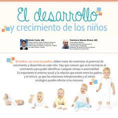 Mi Pediatra y Familia -  El desarrollo y crecimiento de los niños #mipediatrayfamilia #queremosniñossaludables