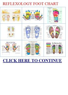 Free Printable Foot Reflexology Chart | Reflexology+foot+chart+printable