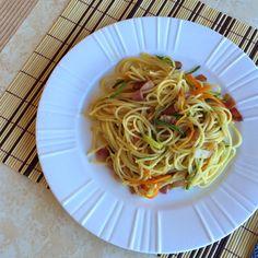 "Спагетти Примавера — Кулинарный блог Ольги Лаврентьевой ""Lavrentieva's Kitchen"""