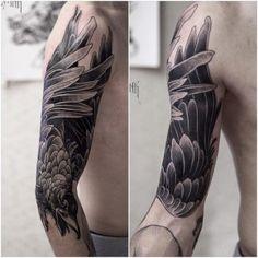 Top 100 raven tattoo | 4develop
