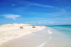 The amazing Playa Ses Illetes - worth a visit to Formentera.