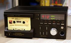 GRUNDIG MFC-500 Hifi Stereo, Hifi Audio, Cassette Recorder, Cassette Tape, Radios, Record Players, Audio Player, Sound & Vision, Audio Equipment
