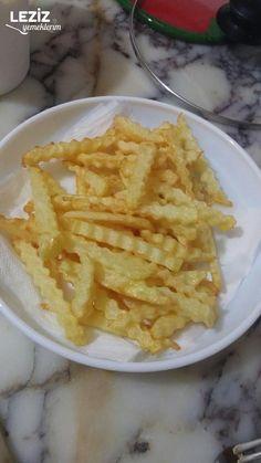 Çıtır Kıvrık Patates