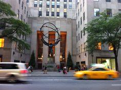 Atlas en NYC!!