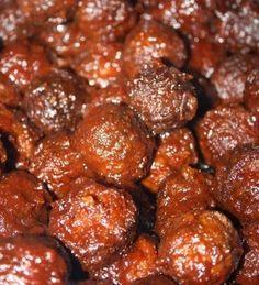 Best Gameday Meatballs