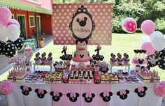 Minnie Mouse  Victoria  | CatchMyParty.com                                                                                                                                                                                 More