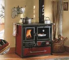 Image result for aga wood burning range cooker
