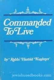 Commanded to Live Hardcover ? Import Jun 1973