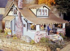 Miniature House.