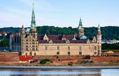 Kronborg Slot, Helsingør, Denmark. Unesco World Heritage.