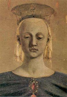 Piero della Francesca - Polittico della Madonna della Misericordia - Museo Civico Sansepolcro