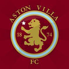aston villa - Google Search Aston Villa Wallpaper, Super Club, Aston Villa Fc, Villa Park, Best Club, Football Wallpaper, West Midlands, Football Fans, Logos