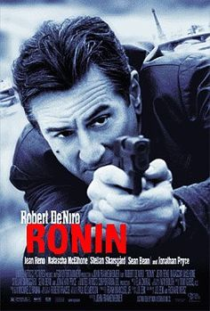 Ronin.  All around great action flick. One of the best car chase movies ever,and of course, Robert DeNiro