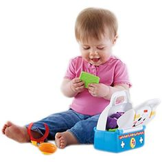 Fisher-Price Laugh & Learn Sing a Song Med Kit