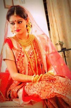 #Bengali #Bride #bridal #wedding #Bengal #India