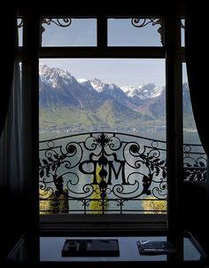 Fairmont Le Montreux Palace, Montreux