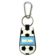 FIFA World Cup Argentina Flag Keychain - Dick's Sporting Goods