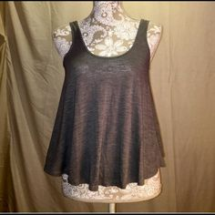 Baby doll tank Gently used loosefitting tank American Eagle Outfitters Tops Tank Tops
